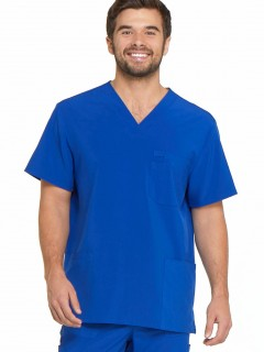 TOP UNIFORME MÉDICO HOMBRE UNICOLOR DICKIES EDS DK645 GAB