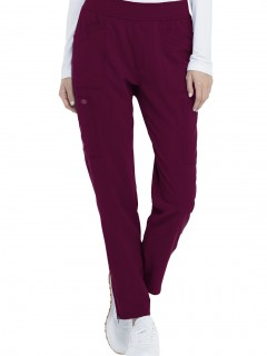 PANTALÓN UNIFORME MÉDICO MUJER UNICOLOR DICKIES ADVANCE DK030 WIN