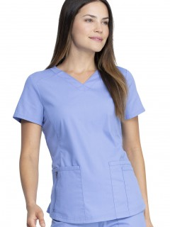 TOP UNIFORME MÉDICO MUJER UNICOLOR DICKIES EDS DK880 CIWZ
