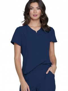 Blusa Del Uniforme Médico Mujer Unicolor Heartsoul Break On Through Hs710 Nayh