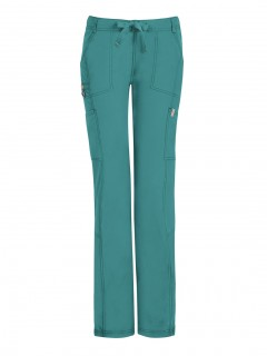 PANTALÓN UNIFORME MÉDICO MUJER UNICOLOR CODE HAPPY BLISS ANTIMICROBIAL 46000A  TLCH
