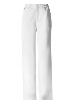 PANTALÓN UNIFORME MÉDICO HOMBRE UNICOLOR DICKIES XTREME STRETCH 81210 BLANCO DWHZ