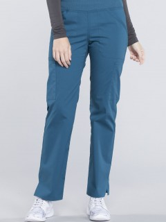 PANTALON UNIFORME MÉDICO MUJER UNICOLOR CHEROKEE WW PROFESSIONALS WW170  CAR