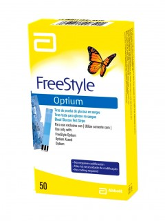 TIRAS FREESTYLE OPTIUM X 50